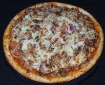 Boszporusz pizza